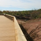 Cheltenham Badlands in Caledon