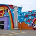 4 Mural Artists Delight your Senses